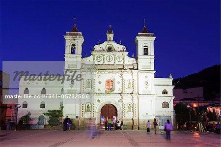 Iglesia Los Dolores, Tegucigalpa, Honduras, l'Amérique centrale