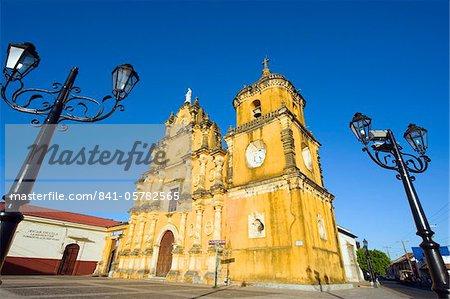 Iglesia de Recoleccion, Leon, Nicaragua, Central America