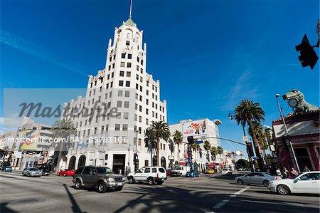 Hollywood, Los Angeles, Californie, États-Unis d'Amérique, l'Amérique du Nord