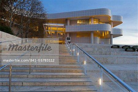 Getty Center, Los Angeles, California, United States of America, North America
