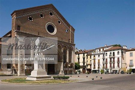 Vicenza, Vénétie, Italie, Europe