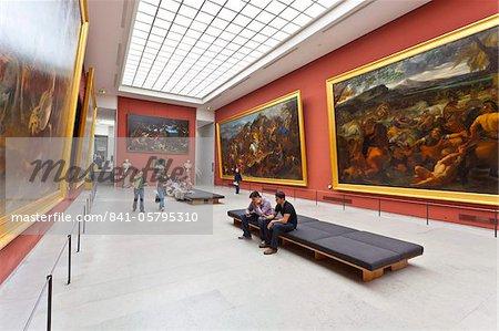 Louvre Museum, Paris, France, Europe