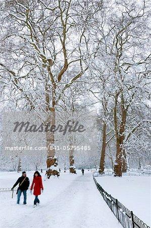 St. James Park, London, England, United Kingdom, Europe