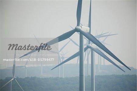 Turbines de vent de tempête Mt