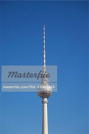 Fernsehturm, Berlin, Germany