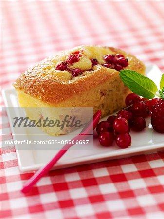 Gâteau mini fruits de l'été