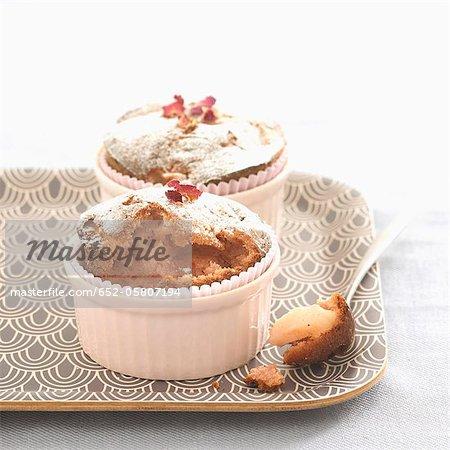 Gâteau de litchi