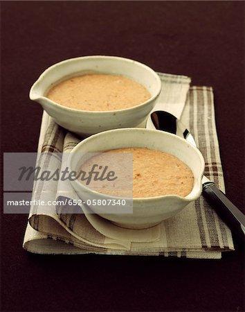 Soupe de bouillie