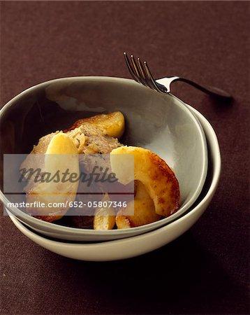 Filet mignon avec sauce Melfor