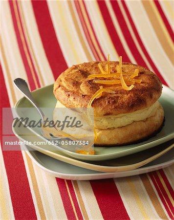 Brousse cake
