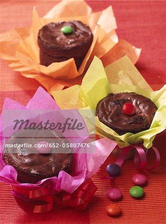 Schokolade Fondanten