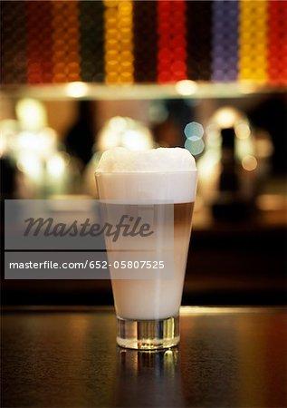 Café latté Machiato