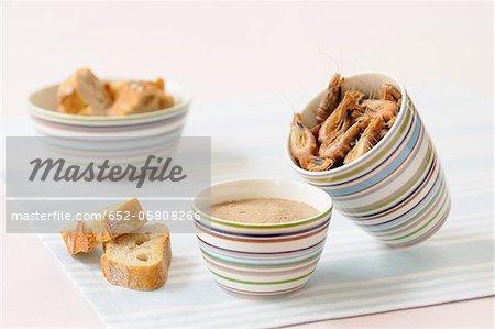 Beurre de crevette brune saveur cumin