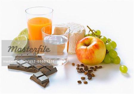 Aliments bons pour les maux de tête
