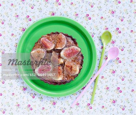 Tartelette de figues