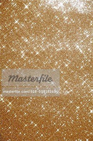 Gold Glitter-hintergrund