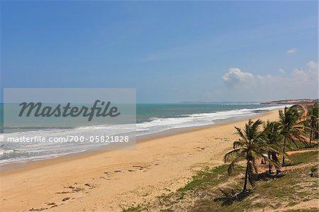 Praia das Minas, Pipa, Rio Grande do Norte, Brésil