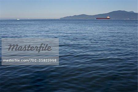Ship, Vancouver, British Columbia, Canada