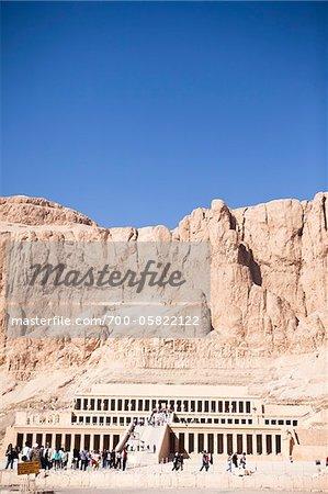 Queen Hatshepsut Temple, Luxor, Egypt