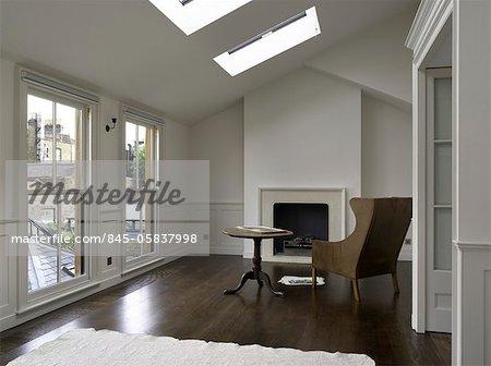 Maison au Princelet Street, Londres. Architectes : Architectes de Chris Dyson