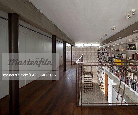 Chambre Rechter. Architectes : Pitsou Kedem.