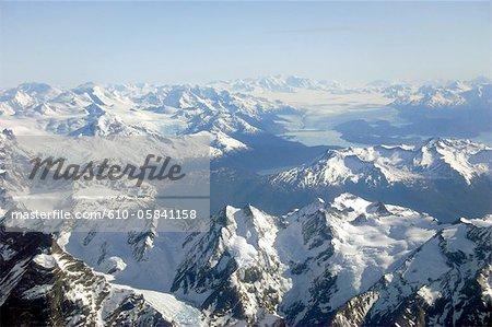 Argentina, Satan Cruz province, Los Glaciares national park, lake Upsala