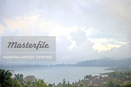 Indonesia, Bali, Bratan lake