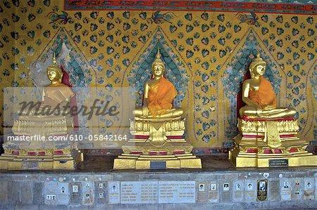 Thailand, Bangkok, Wat Arun, Buddha