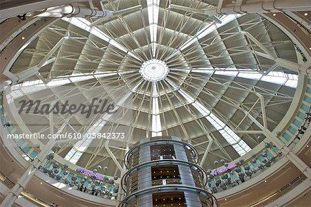 Malaisie, Kuala Lumpur, Petronas tower, du centre commercial