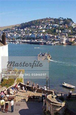 River Dart, Dartmouth, Devon, England, United Kingdom, Europe