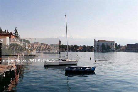 Toscolano-Maderno, Lake Garda, Lombardy, Italian Lakes, Italy, Europe