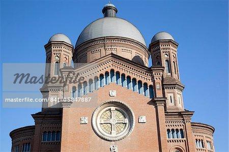 Tempio Monumentale ai Caduti, Modène, Emilia Romagna, Italie, Europe