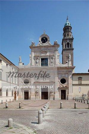 Monastère, Piazza S. Giovanni, Parma, Emilia Romagna, Italie, Europe