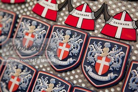 Souvenirs du Danemark, Copenhague, Danemark, Scandinavie, Europe