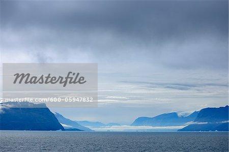 Geografisk Samfund, Kong Oscar Fjord, Grönland