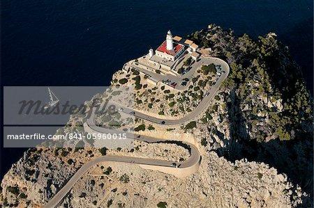 Cap de Formentor, Mallorca, Balearische Inseln, Spanien, Mittelmeer, Europa