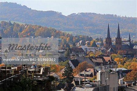 Fribourg, Bade-Wurtemberg, Allemagne, Europe
