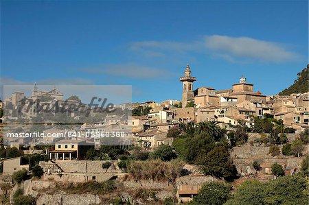Valldemossa, Majorque, Baléares Îles, Espagne, Europe