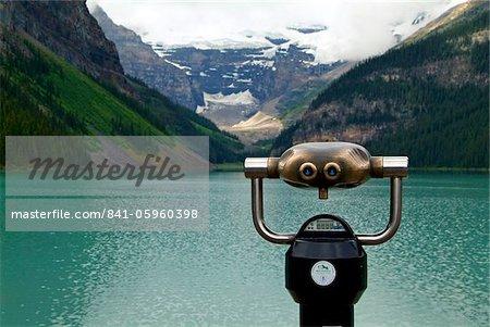 Lac Louise, Parc National Banff, UNESCO World Heritage Site, Alberta, Rocky Mountains, Canada, Amérique du Nord