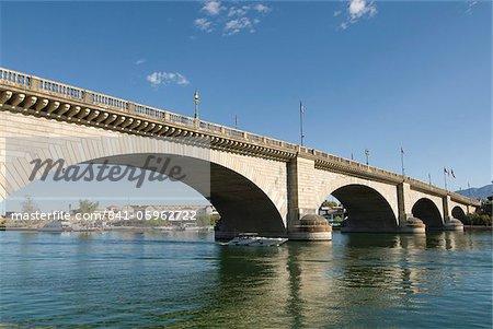 London Bridge, Havasu, Arizona, États-Unis d'Amérique, l'Amérique du Nord