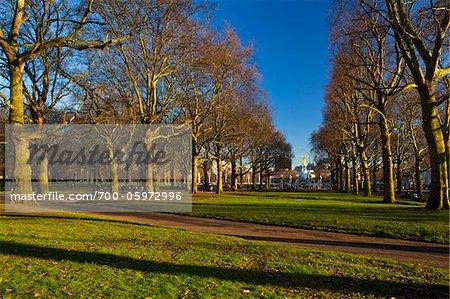 Green Park, Londres, Angleterre