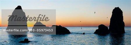 Aci Trezza, Province of Catania, Sicily, Italy