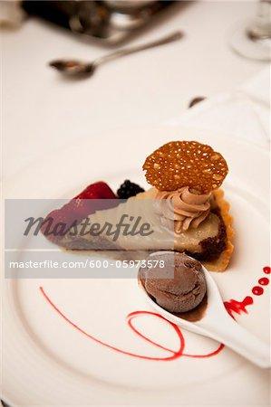 Caramel Pie at Wedding, Toronto, Ontario, Canada