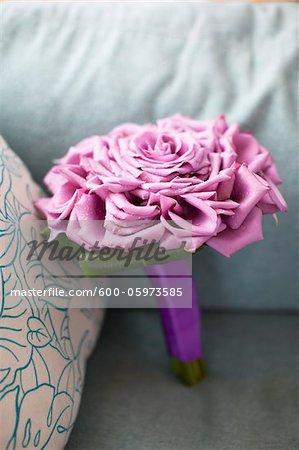Bouquet de mariage, Negril, Jamaïque