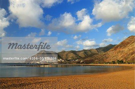 Playa de Las Teresitas, Teneriffa