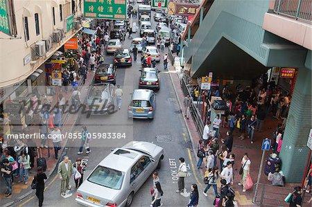 Tung Choi Street, Mongkok, Hong Kong