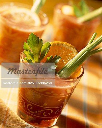 cocktail de vitamines