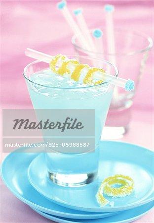 Cocktail de Gin Fizz