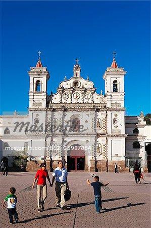 Central America, Honduras, Tegucigalpa (capital city), Iglesia Los Dolores