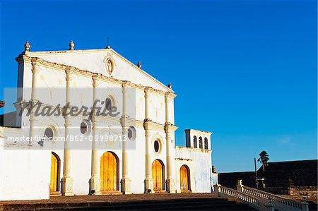 Central America, Nicaragua, Granada, Convent and Museum San Francisco